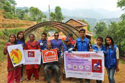 "Rise Nepal ""Shelter of Hope"" Campaign"