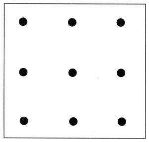 9 dot box