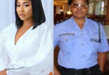 Actress Lilian Afegbai Defends Her Police officer Mum Of Killing A UNIBEN Student With Evidence
