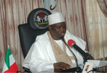 Adamawa State Governor Ahmadu Fintiri Vows To Demolish Houses Containing Looted Goods