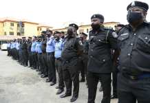 Disbanded SARS And Tactical Teams In Lagos Debriefed By Lagos CP