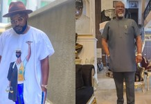 Falz slams Dino Melaye over solidarity with #EndSARS protesters saying We go soon face una matter
