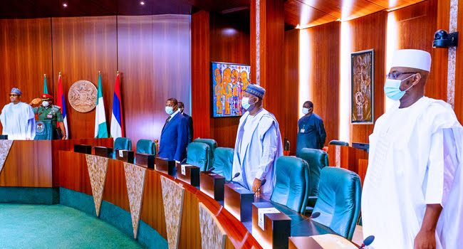Federal Executive Council FEC Approves N654m To Monitor Illegal Radio Frequencies In South East