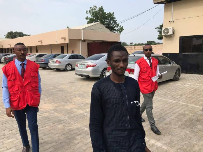 Forex Trader Mr Abubakar Ibrahim Arrested By EFCC For Failing To Fulfil 35% Monthly ROI In Kano