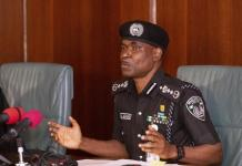 IGP Adamu Says SARS Officers Can't Join SWAT