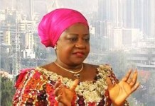 Lauretta Onochie Says EndSARS protest is organized by kids who have no understanding of what the root issues are