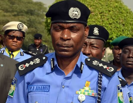 Nigeria Police Force Police To Raise 1,850 Operatives For SWAT