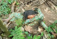 Photos Of Security Guard Rotimi Olukoju Killed By Suspected Ritualists In Oka Akoko Community In Ondo State And Vital Organs Removed