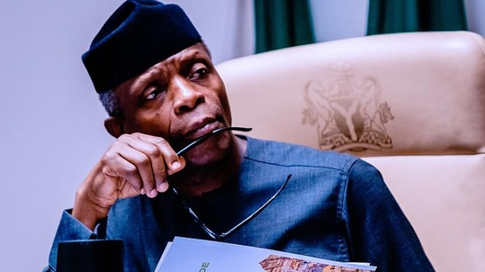 Popular TV host Frank Edoho Says Osinbajo's Comments Disappointing