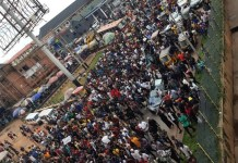 Thousands Of EndSARS Protesters Begin 30km Walk From Awka To Awkuzu Anambra State