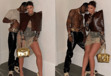 Travis Scott and Kylie Jenner have sparked rekindled romance rumours with their new flirty photos