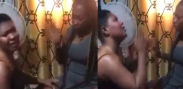 Video Of A Ghanaian Lesbian Begging Her Partner Of 5 Years Not To Leave Her.