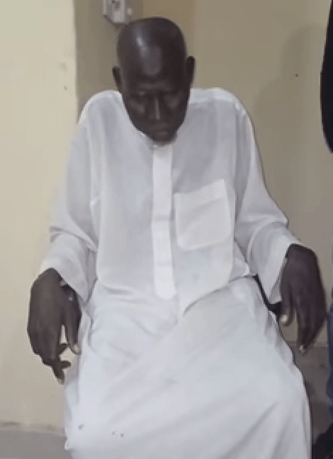 Video Of A Native Doctor Who Tried To Use The Eyes Of A Baby For Rituals Arrested In Kano State