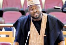 Video Of Desmond Elliot Attacking Celebrities And Online Influencers Over EndSARS Protest