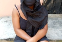 Video Of Masked Oyigbo Girl Narrating The Current Killings By The Millitary In Oyigbo Rivers State