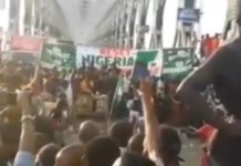 Video Of Onitsha Bridge Shutdown By ENDSARS Protesters
