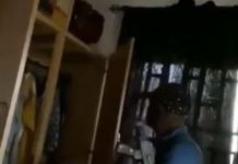 Video Of SARS Carting Away With Ladies Undies And Hair From Their Room In Ondo State