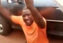 Video Of Self Acclaimed Pastor Sunday Edino Arrested With Looted Medical Equipment Worth N1.2bn In Kogi