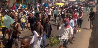 Youths In Nasarawa Joins EndSARS Protest