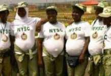 About 96 Pregnant Women And Nursing Mothers Excused From NYSC Ogun State Camp