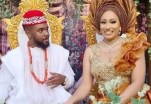 Actor Williams Uchemba's Wife Brunella Oscar Revealed She Sent A DM To Him On Facebook In 2016 That Got Them Hooked