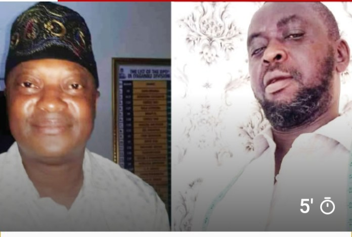 DPO Alex Gwazarzah Slaps Oyo Tailor Lukman Adeniyi And Charges Him To Court For Giving His Cloths To An Apprentice To Sew