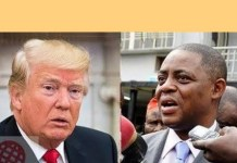 Do Not Waver Hold The Line And Be Strong-FFK Replies Trump On Twitter