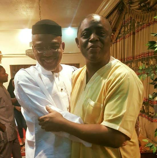 Femi Fani-Kayode Says he was inspired and encouraged after watching IPOB leader Nnamdi Kanu's interview with Dele Momodu