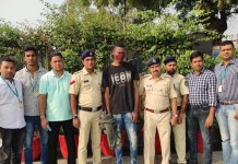 Indian Police Arrests A Nigerian Man Onuorah Jideoffor Over N2.6m Facebook Scam