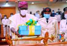 Lagos State Governor Sanwo-Olu's Speech As He Presents 2021 Budget To The Lagos House Of Assembly