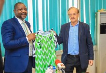 Minister Of Sports Sunday Dare Hints At Sacking Gernot Rohr Over Poor Performance