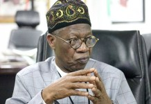 Minister of Information and Culture Lai Mohammed Faults CNN Report On Lekki Shootings And Threatens To Take Action
