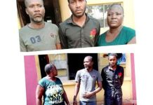 Mother And Son With Prophet Segun Philip Arrested For Killing And Eating A LASU Student
