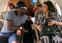 Peter Okoye's wife Lola Omotayo tells Psquare - whether you like it or not you are brothers you are not only brothers you are TWINS