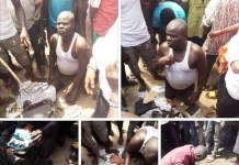 Photos Of Edo Pastor Caught With Female Pants Imiringi Ogbia LGA Bayelsa state