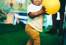 Pop Singer Davido Shares Lovely Photo Of His Son Ifeanyi