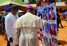Requiem Mass For Pupils Of Presentation School Who Died In Accident In Enugu State