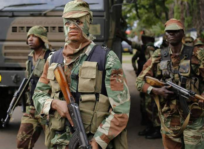 Residents In Oyigbo groans as military continues operation against IPOB in Oyigbo Rivers State Which Has Led To Humanitarian Crisis