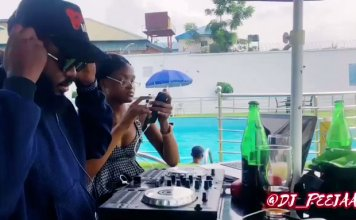 Singer Davido AKA OBO Sends N1m To DJ Peejaay For Making A Video For Him On His 28th Birthday