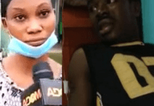 Video OF The Ghanian Lady Justina Donker Who Bit Off Rapist's Manhood Speaking Up