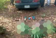 Video Of 3 Missing Children Found Dead In A Retired Police Officer's Car In Enugu