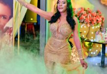 Video Of Chika Ike 35th Birthday Party