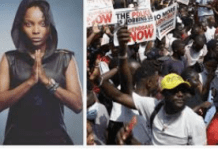 Video Of DJ Switch Speaking To Canadian Parliament Over Lekki Shootings