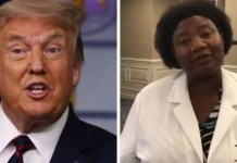 Video Of US-Based Nigerian Dr Stella Immanuel Praying For Trump To Win