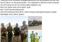 At Least Three Soldiers Killed And Others Injured By Landmines Set By Boko Haram In Borno