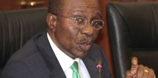 Central Bank Of Nigeria CBN Denies Freezing EndSARS Promoters' Accounts