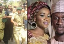 Death Sentence Of Maryam Sanda Affirmed By Court Of Appeal Over The Death Of Bilyamin Mohammed Bello Her Husband