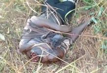 Disturbing Photo Of Judiciary Staff Beheaded In Kogi State