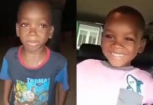 Kunle Afolayan Features Four Year Old Oreofeoluwa Lawal Mummy Calm Down Boy In New Movie