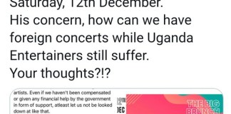 Many Ugandans Pointing Accusing Fingers On Bebe Cool For Omah Lay And Tems' Arrest